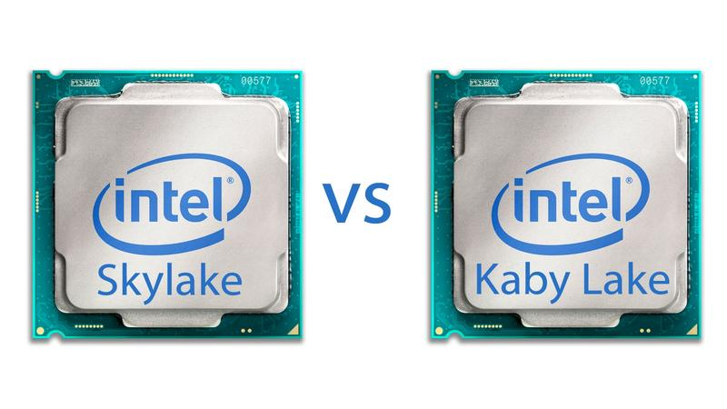 Intel HD Graphics Kaby Lake vs Skylake